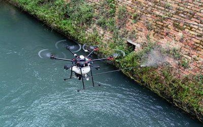 Servizi con l'utilizzo dei droni